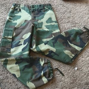 Other - Boys Army pants